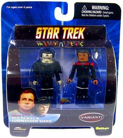 MM Series 5 Sisko & Dukat Variant