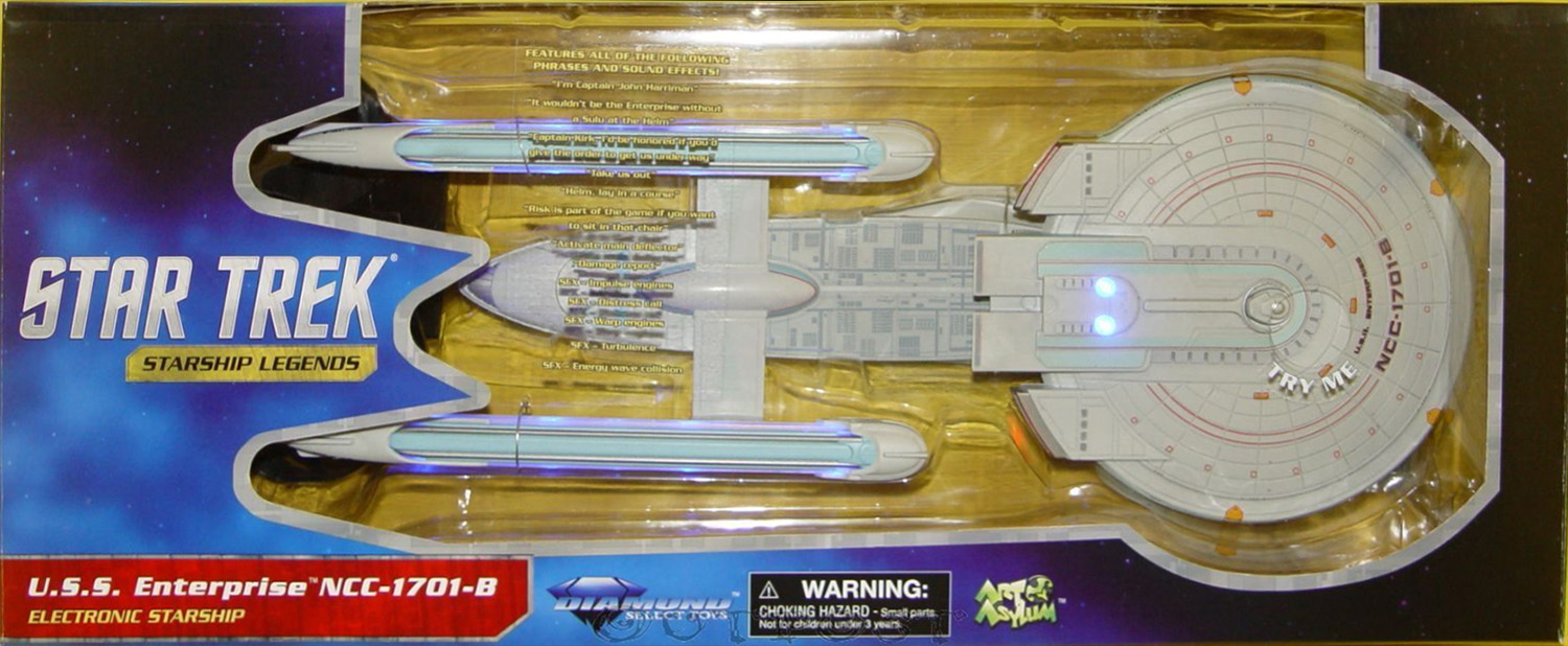 U.S.S. Enterprise NCC-1701-B