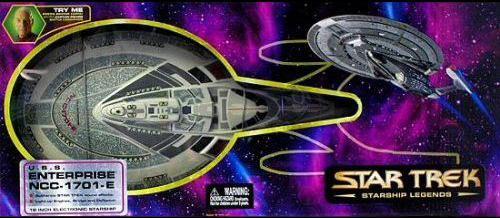 U.S.S. Enterprise NCC-1701-E First Contact