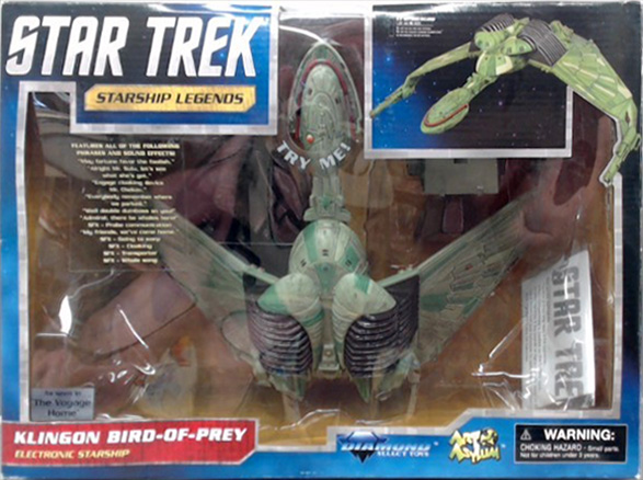 """HMS Bounty"" Klingon Bird-of-Prey"