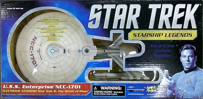 U.S.S. Enterprise NCC-1701 Refit re-issue