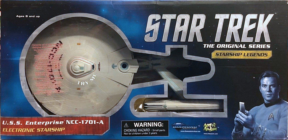 U.S.S. Enterprise NCC-1701-A re-issue