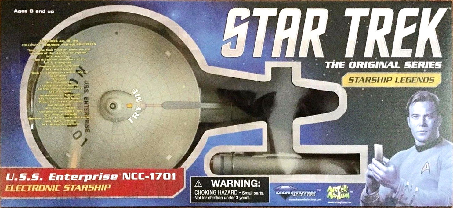 U.S.S. Enterprise NCC-1701 - HD Re-release
