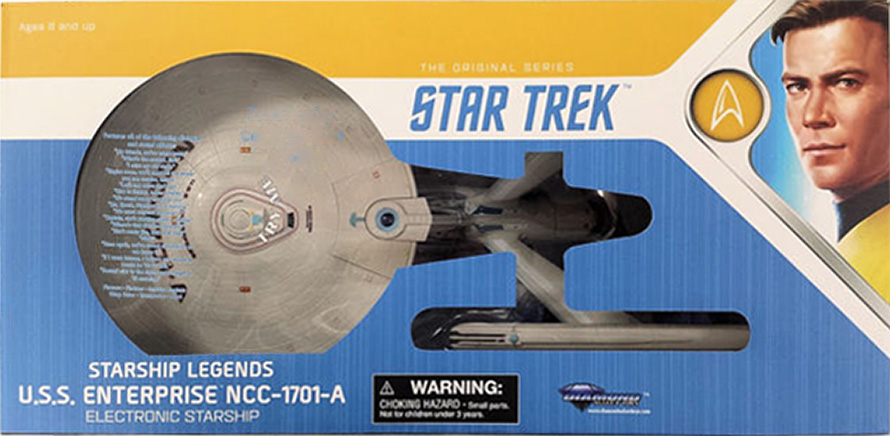 DST U.S.S. Enterprise NCC-1701-A 2018 re-issue