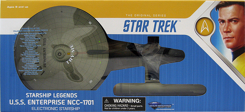 DST U.S.S. Enterprise NCC-1701 2018 Re-release