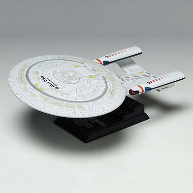 ftoys Series 1 USS Enterprise NCC-1701-D