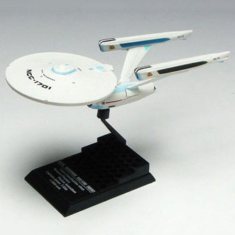 ftoys Series 1 USS Enterprise NCC-1701 refit