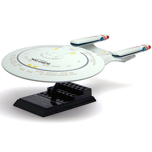 ftoys Series 2 USS Enterprise NCC-1701-D