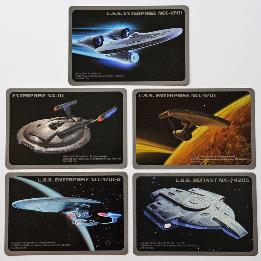 ftoys Series 2 USS Enterprise NCC-1701 (Star Trek Into Darkness)