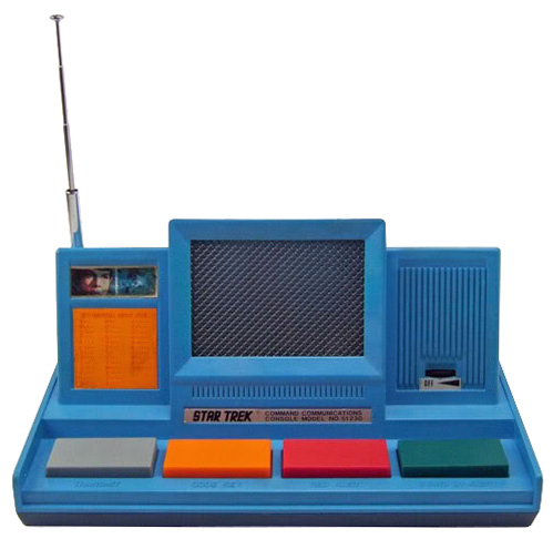 Mego Command Communications Console