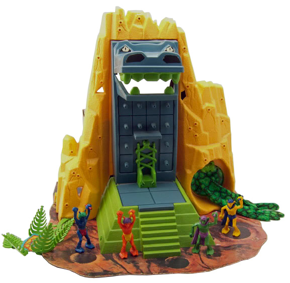 Mego Mission to Gamma VI Playset