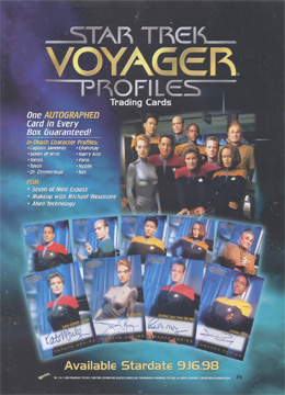 Voyager Profiles Sell Sheet