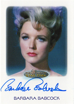 Autograph - Barbara Babcock as Mea 3