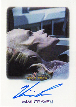Autograph - Mimi Craven as Jisa