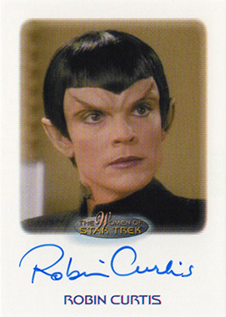 Autograph - Robin Curtis as Tallera
