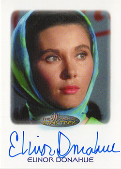 Autograph - Elinor Donahue as Nancy Hedford