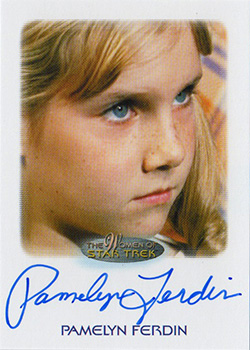 Autograph - Pamelyn Ferdin as Mary Janowski