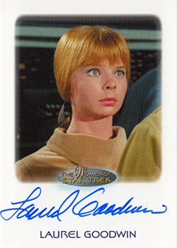 Autograph - Laurel Goodwin as ??