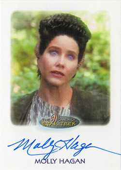 Autograph - Molly Hagan as Eris