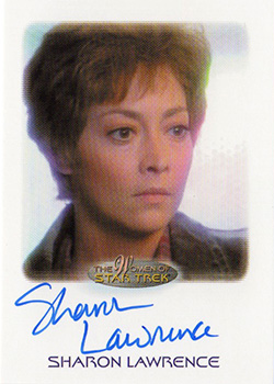Autograph - Sharon Lawrence as Amelia Earhart