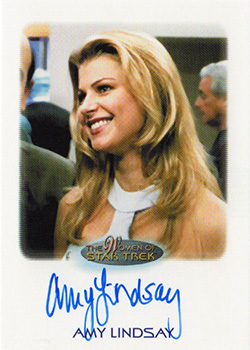 Autograph - Amy Lindsay as Lana