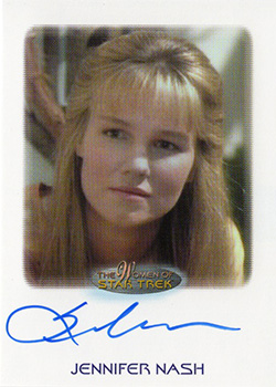 Autograph - Jennifer Nash as Meribor