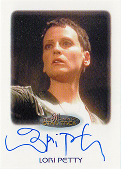 Autograph - Lori Petty as Noss