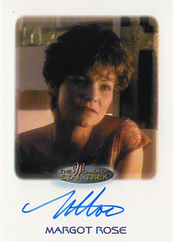Autograph - Margot Rose as Eline