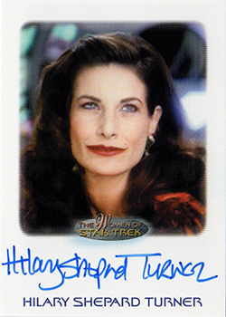 Autograph - Hilary Shepard Turner as Lauren