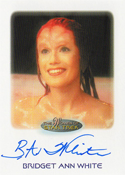 Autograph - Bridget Anne White as Larell