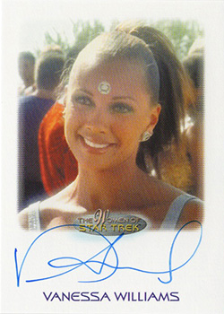 Autograph - Vanessa Williams as Arandis