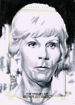 François Chartier Sketch - Janice Rand