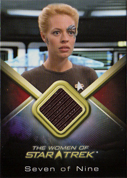 WCC27 Seven of Nine Costume Card